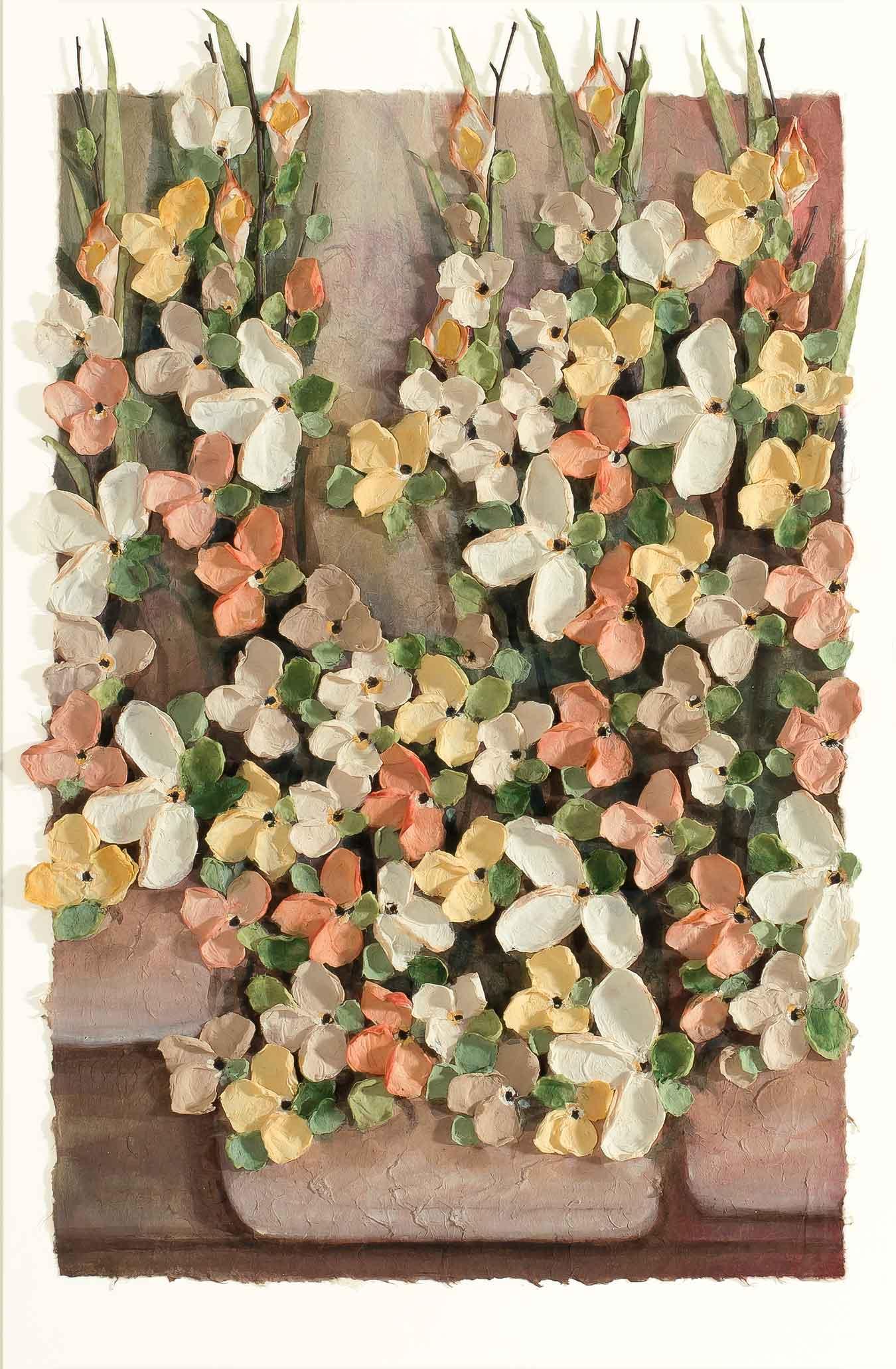 Copy of Mist Floral Flowers 22x30