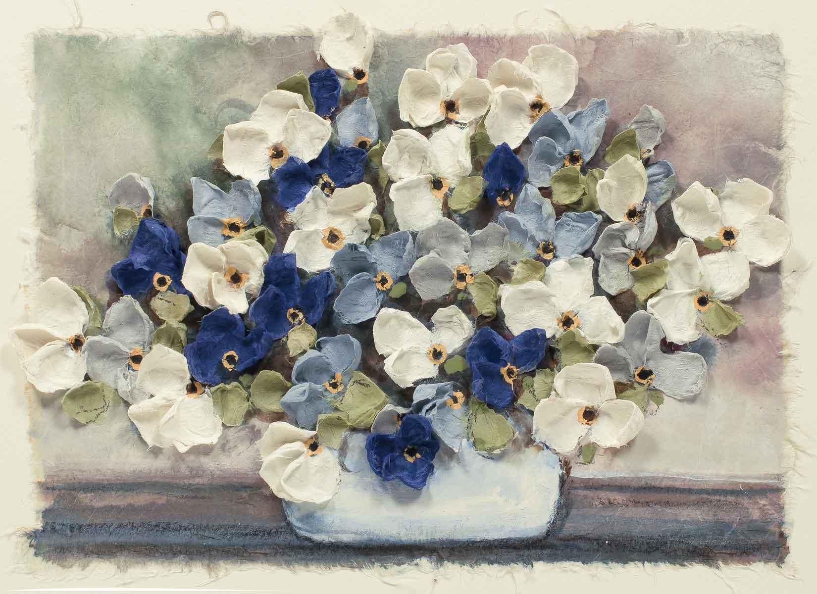 Vase of Flowers 11x14