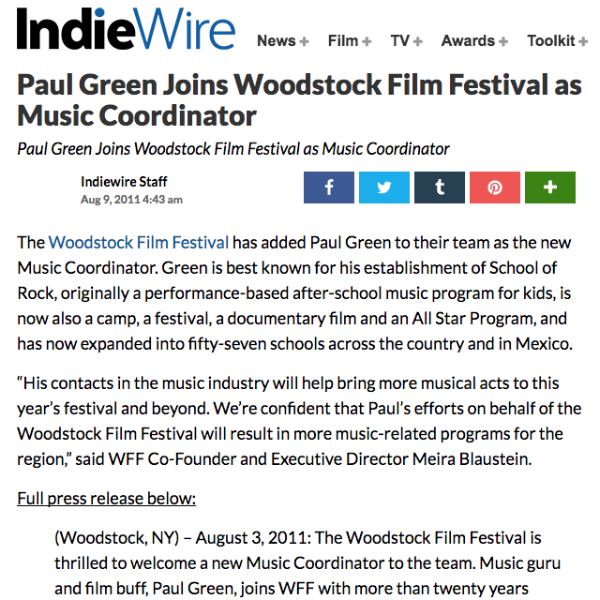IndieWire -
