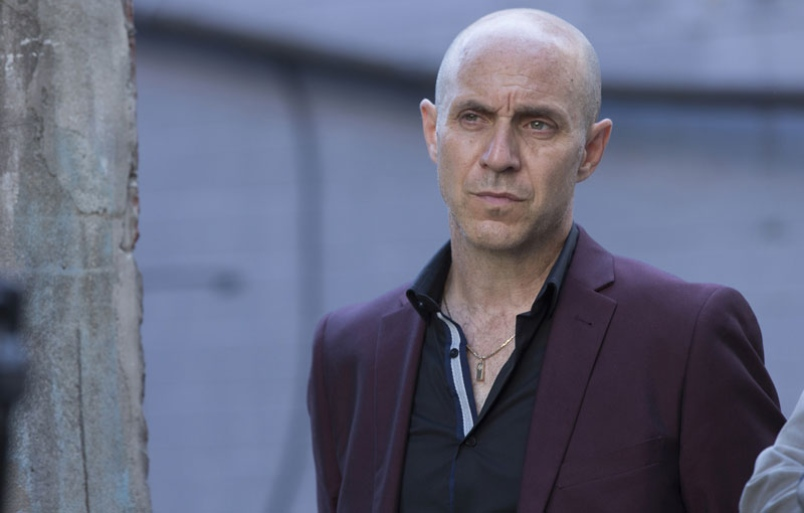Brian Markinson is nominated for Best Lead Actor in a Drama Series for his work on  The Romeo Section .