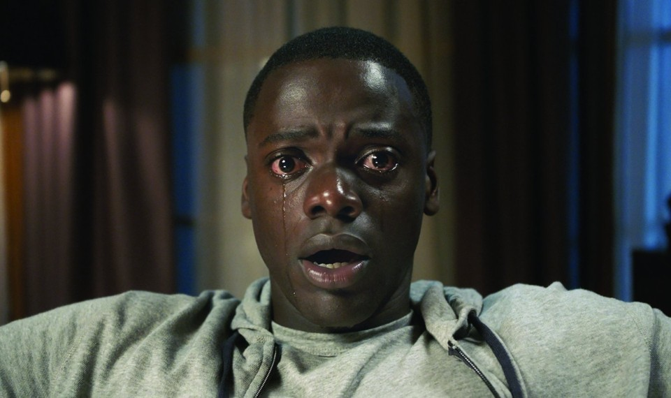 Daniel Kaluuya in  Get Out .