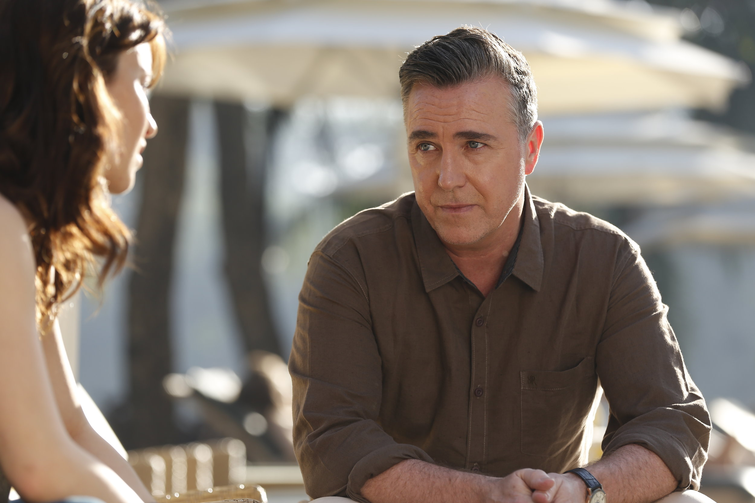 Paul McGillion in  Heartbeats .
