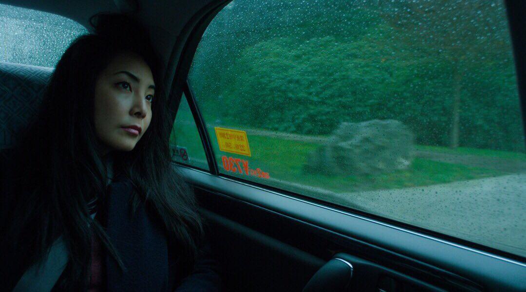 Mayumi Yoshida in a still from  Akashi .