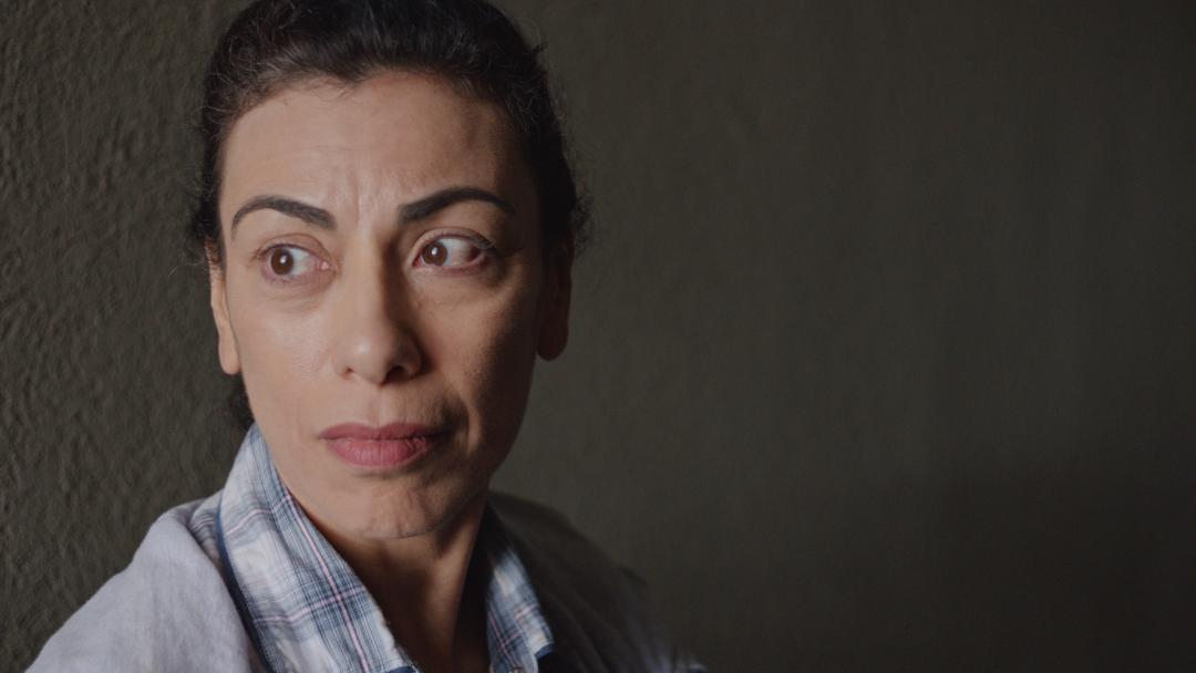 Carmen Aguirre in  Bella Ciao!