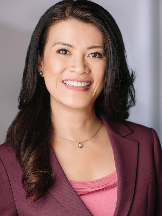 Festival Director Lynne Lee