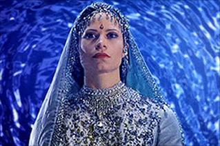 Jacqueline Samuda on  Stargate SG-1.  Contributed photo