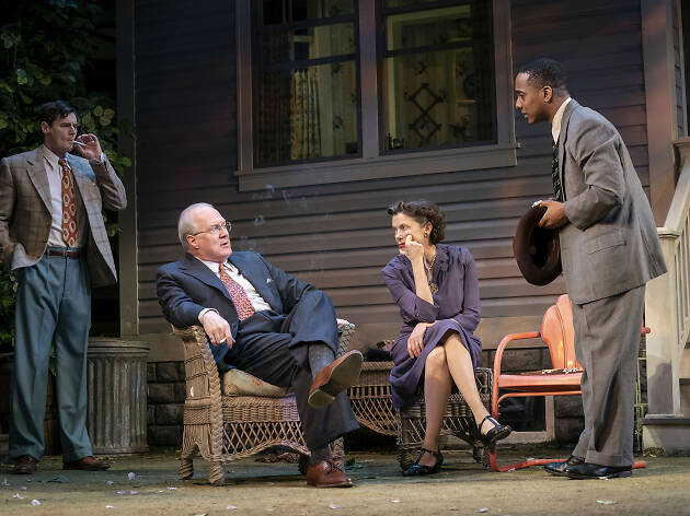 An image from the Broadway revival of All My Sons. Source:  Time Out