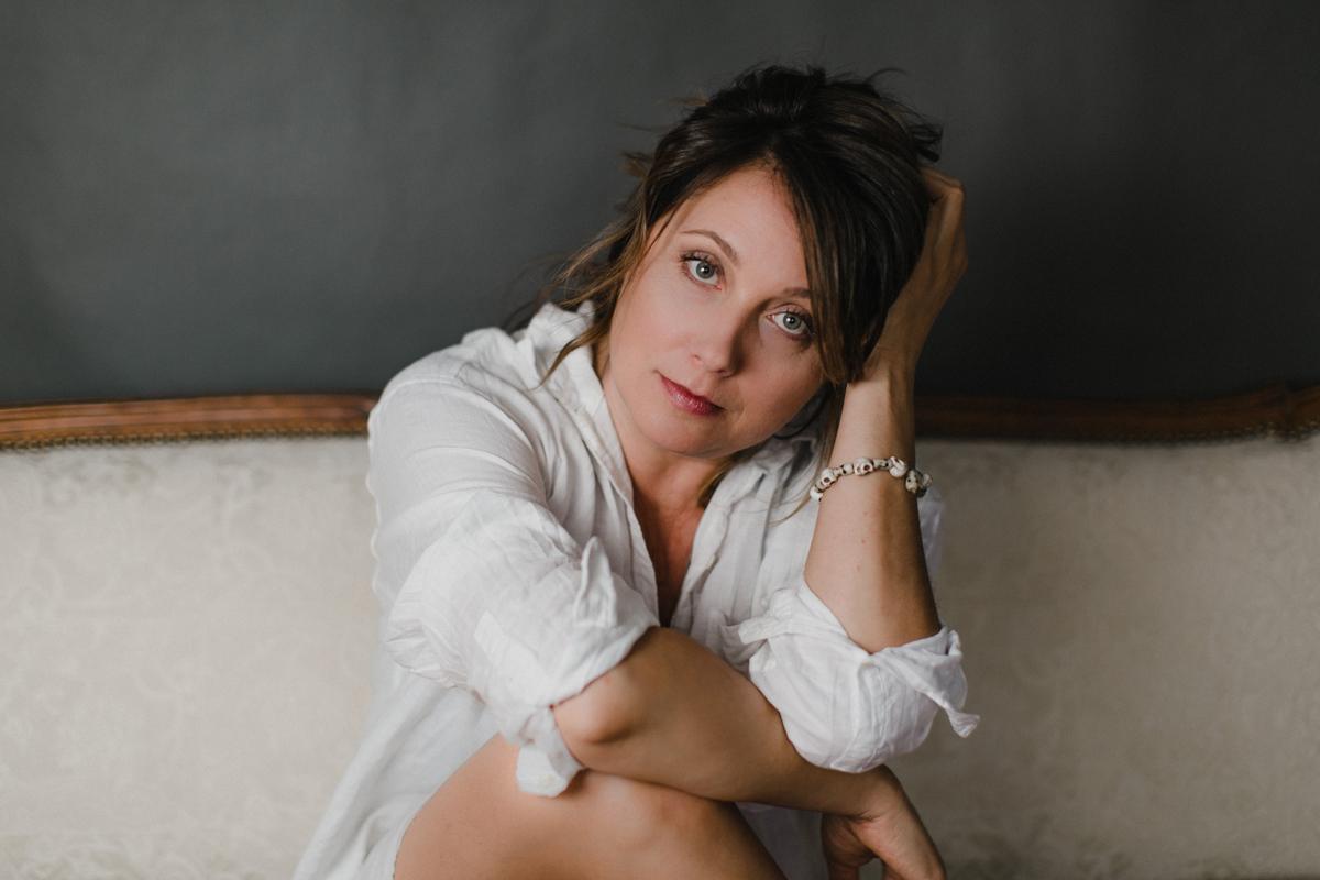 Justine Warrington. Photo by Kristine Cofsky