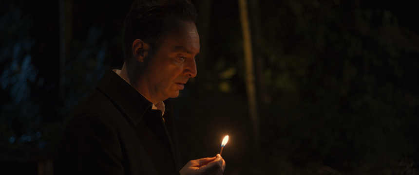 John Cassini in  Daughter . The feature-length drama has its world premiere at the 2019 Vancouver International Film Festival.