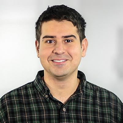 Michael Florea Headshot