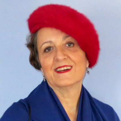 Farimah Schuerman Headshot