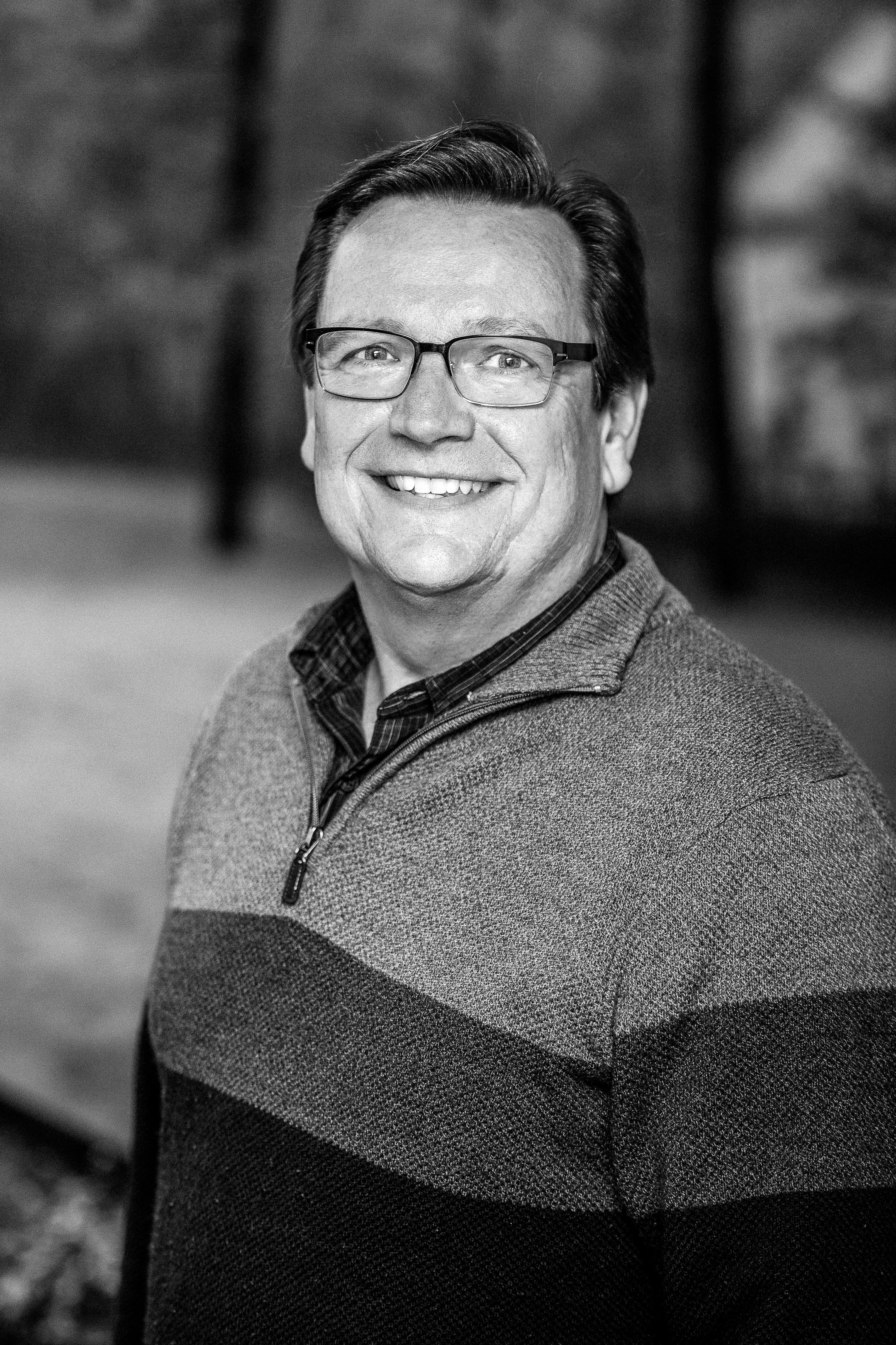 Bayside Chapel Pastor Dave Ridder
