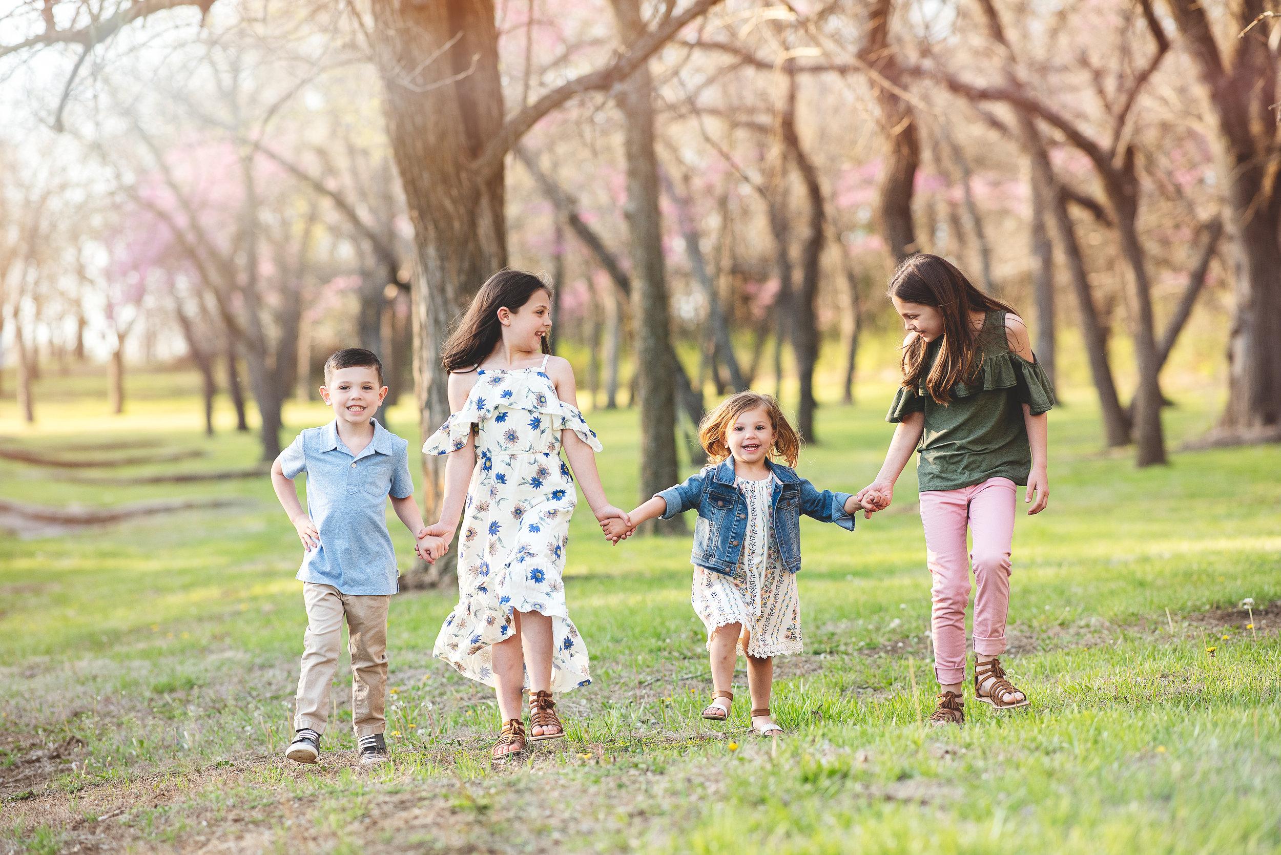 family photography, Topeka, KS