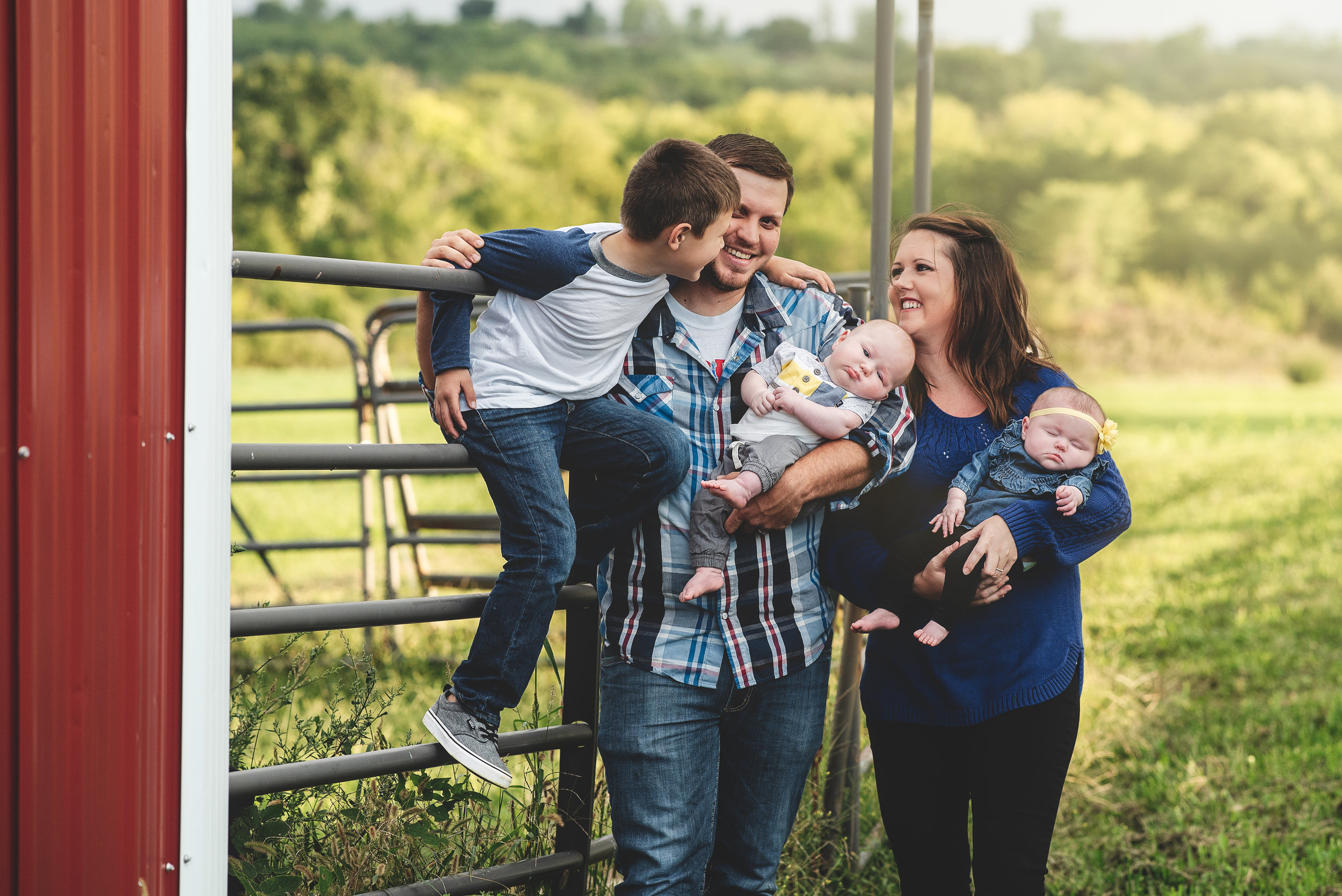 Topeka KS Family Photographer, Kelly Ann Photography