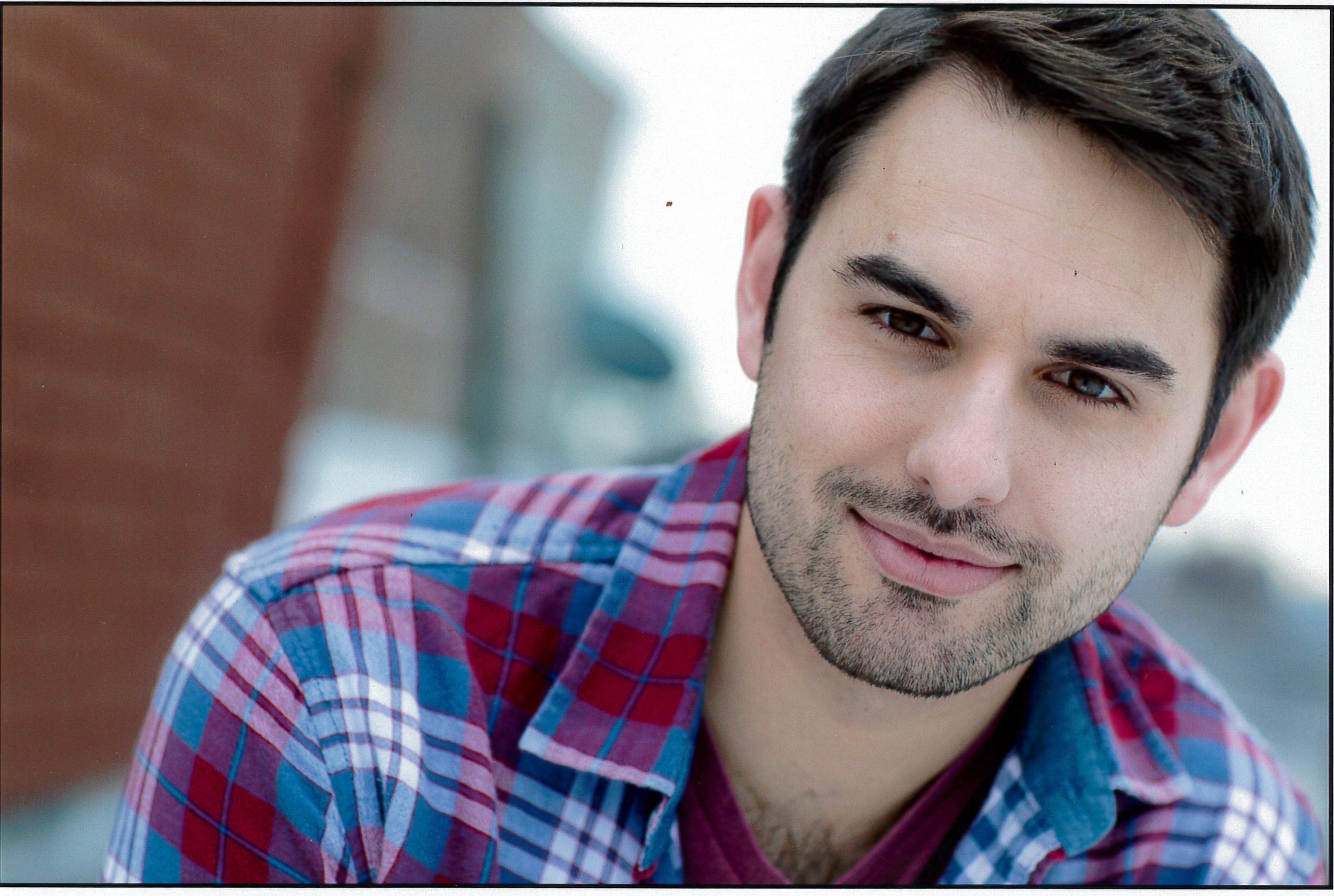 Constantine Pappas*, who will portray Max in GVT's 2019 production of Ken Ludwig's A Comedy of Tenors. (Photo Courtesy / Greenbrier Valley Theatre)   * denotes member of Actors' Equity Association.