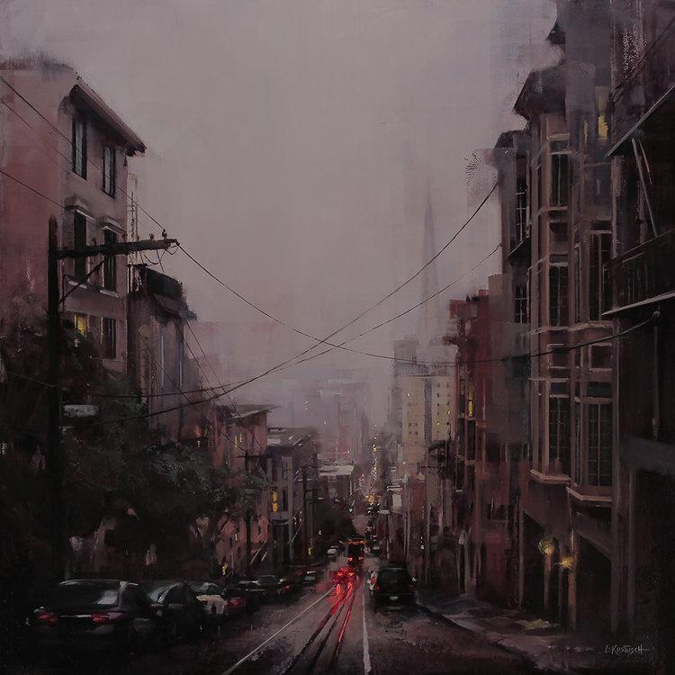 "Lindsey Kustusch,  ""City Streets"""