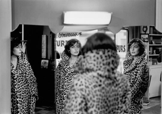 Bob Henriques ::  Actress Anne Bancroft, 1961