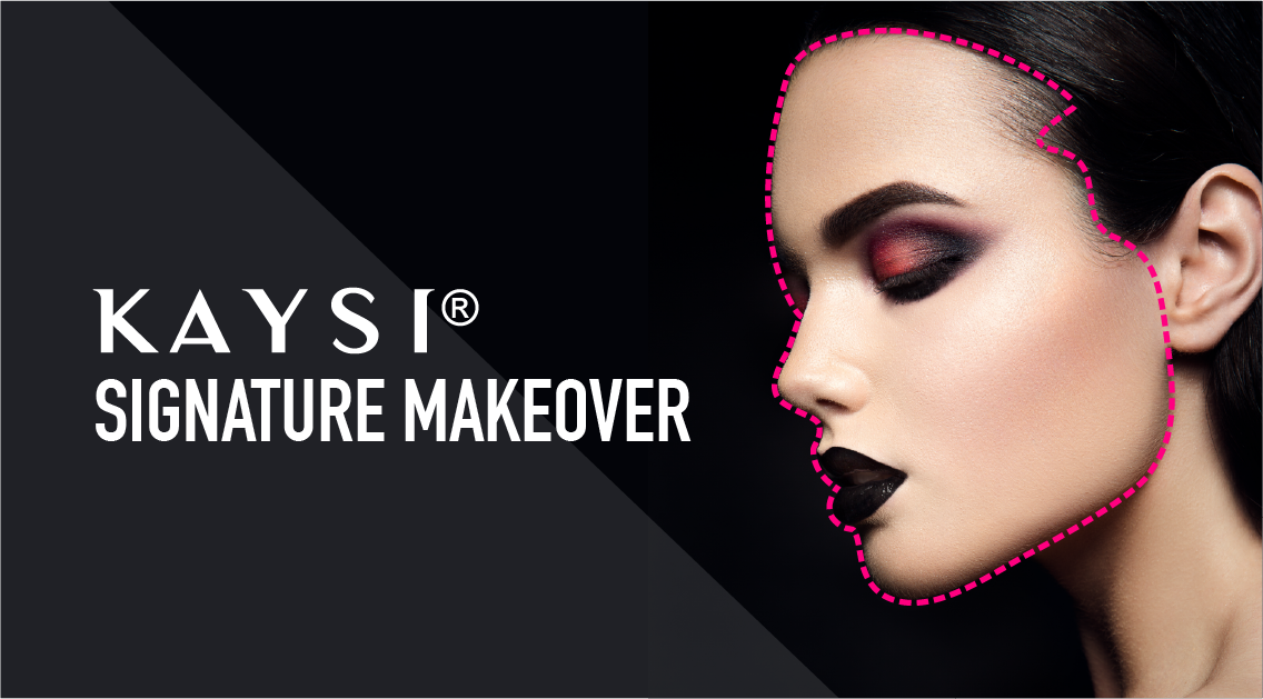 Our most fully fledged package. Receive a full face makeover from one of our professional makeup artists.   $45 | 45 Minutes