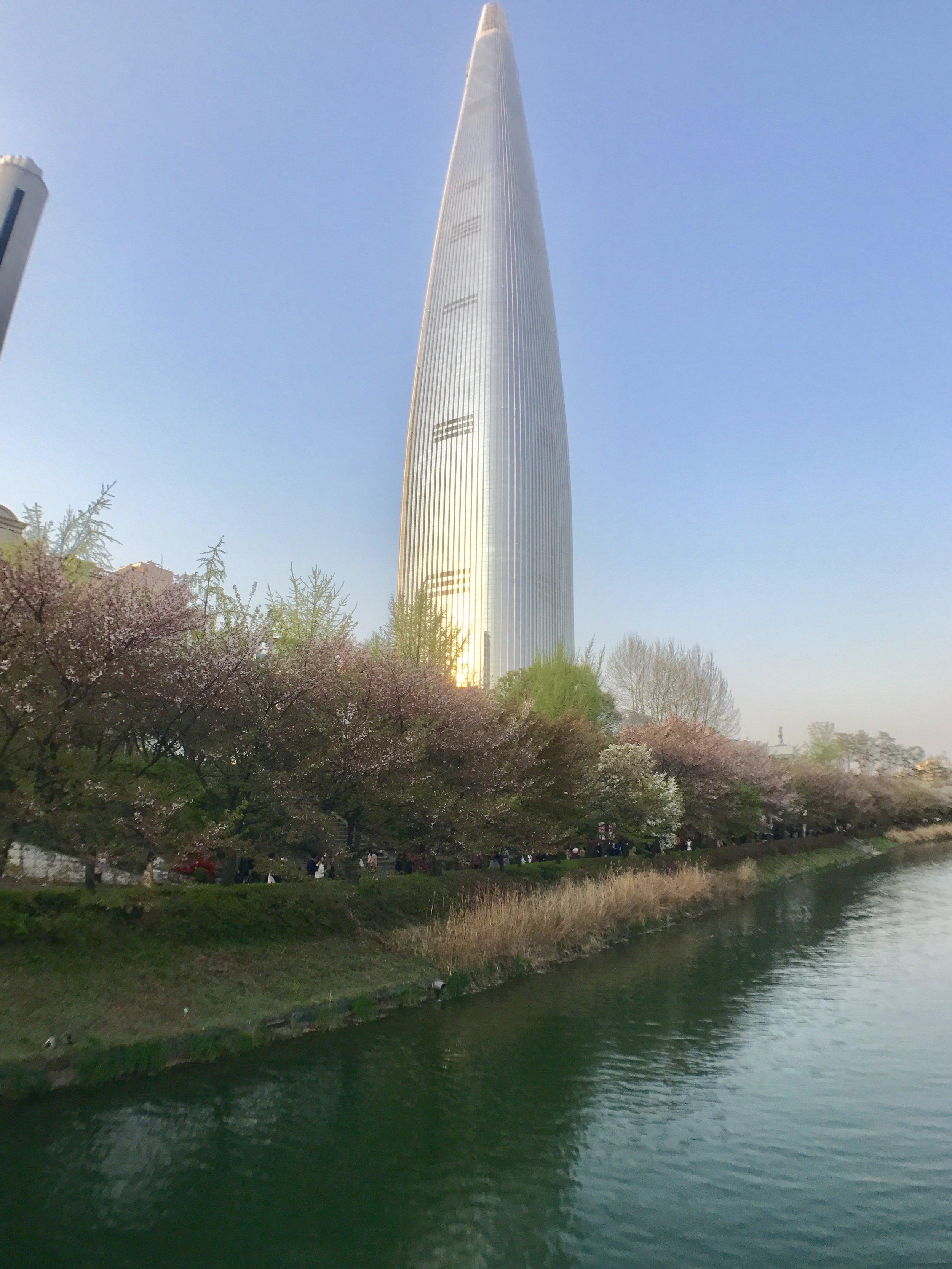Lotte World Sky Tower
