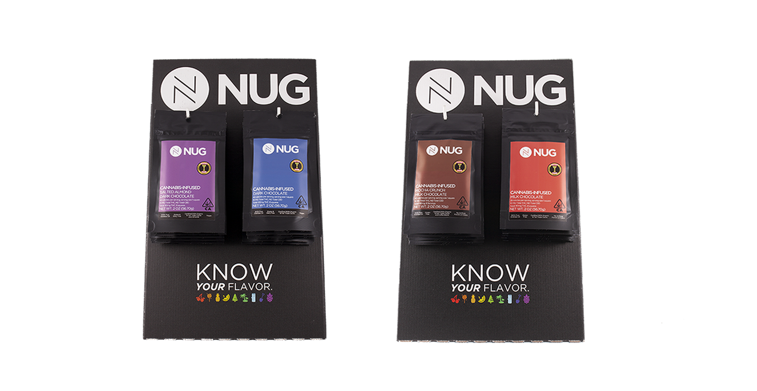 Buy One Get One For a Penny On Nug Chocolates!! -