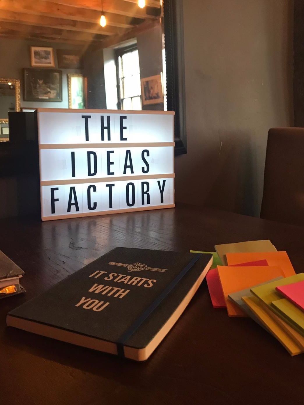 The Ideas Factory Networking