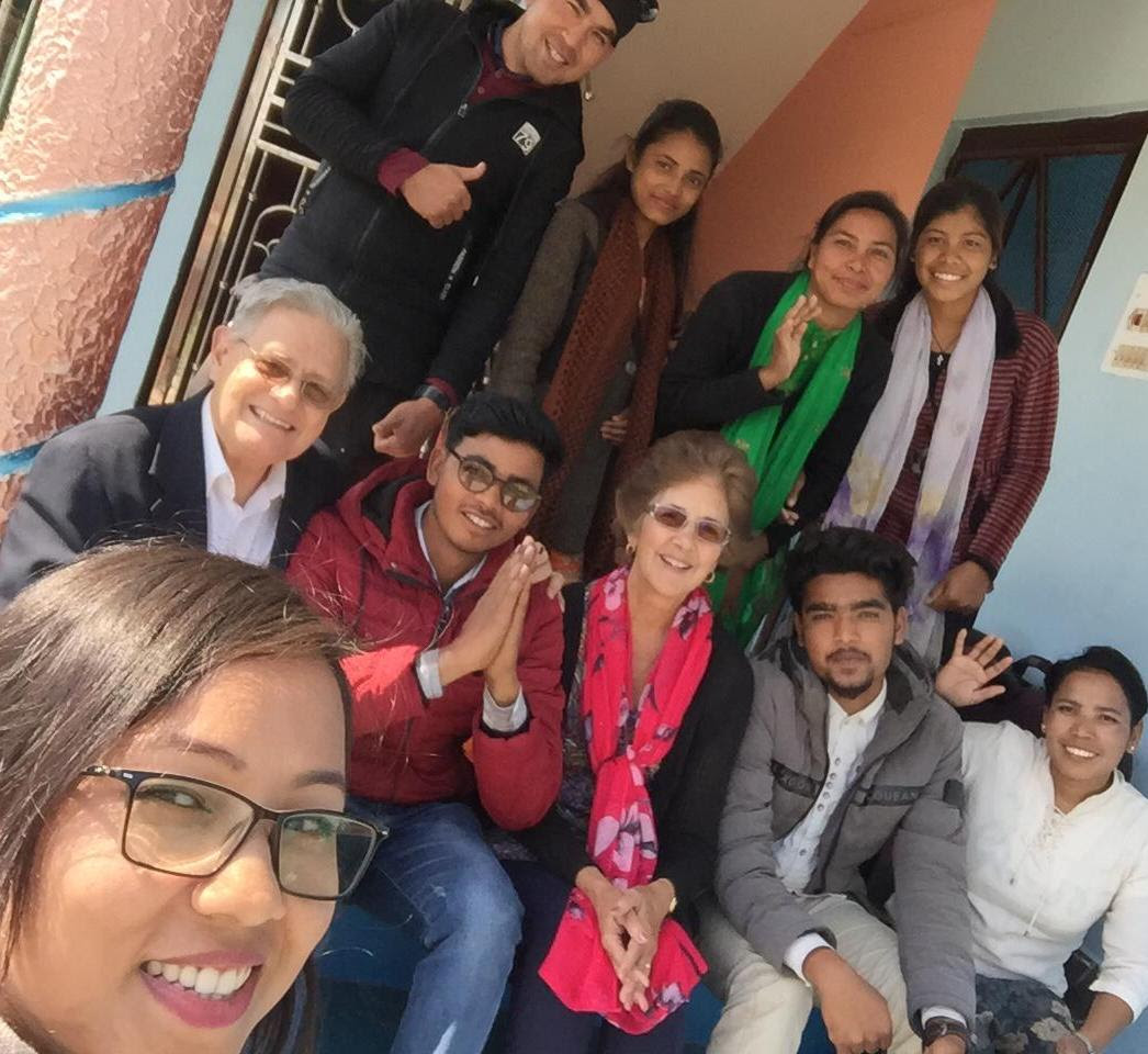 These happy people are our Dhangadhi team, in south west Nepal. They lead nine house churches and 70 training groups. They and their disciples witness to over 1000 people a week. They are very dear and precious.