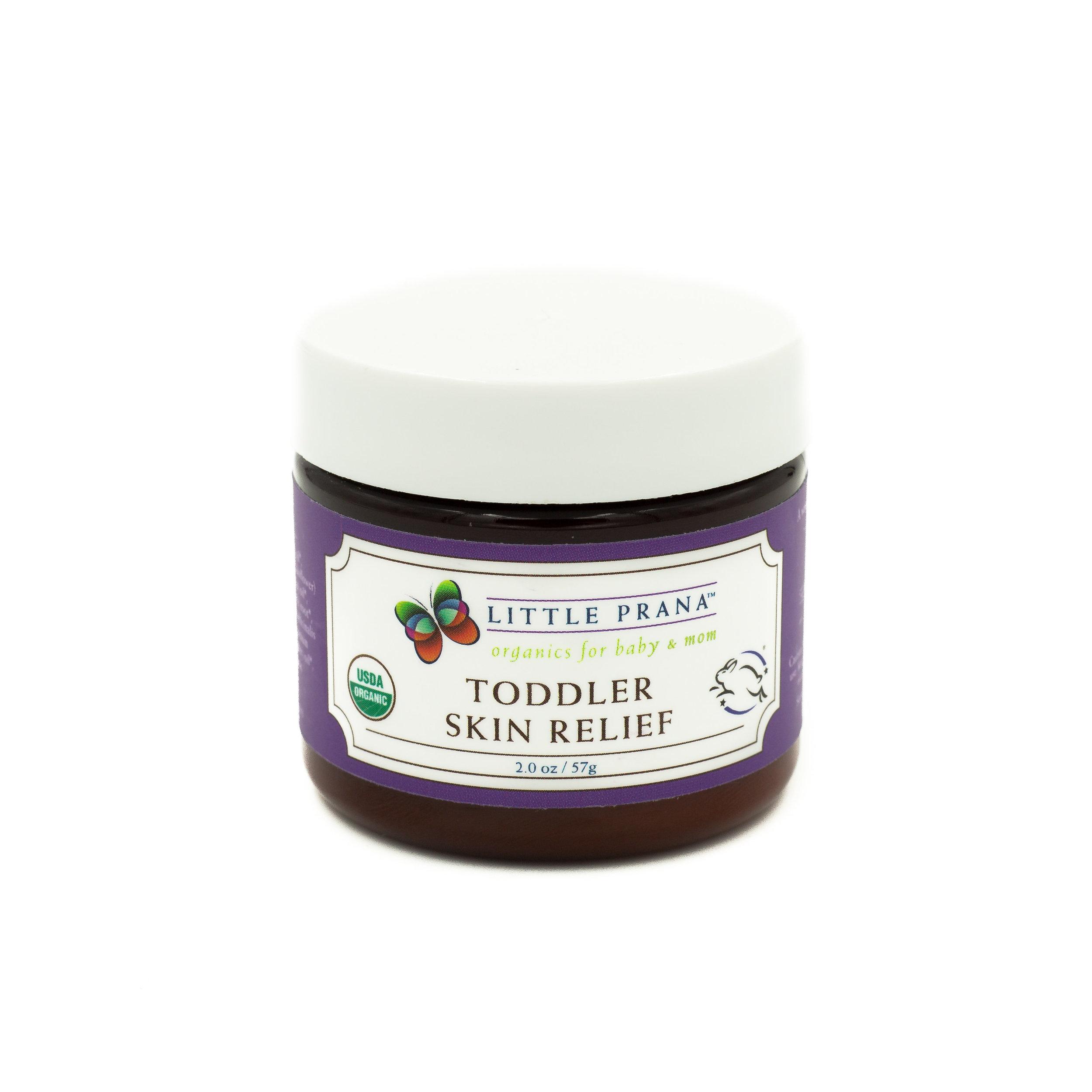 Toddler Skin Relief