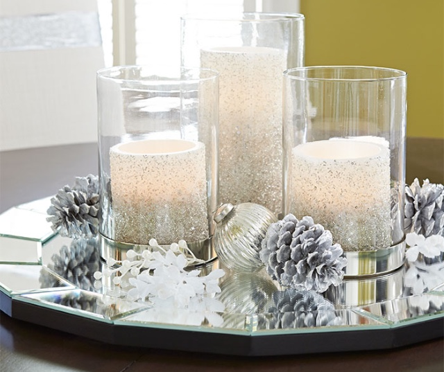 White Candles & Frosted Pinecones.jpg
