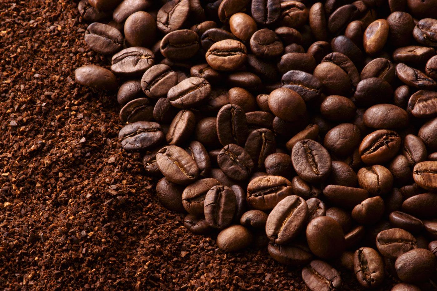 We proudly brew   Peet's Coffee