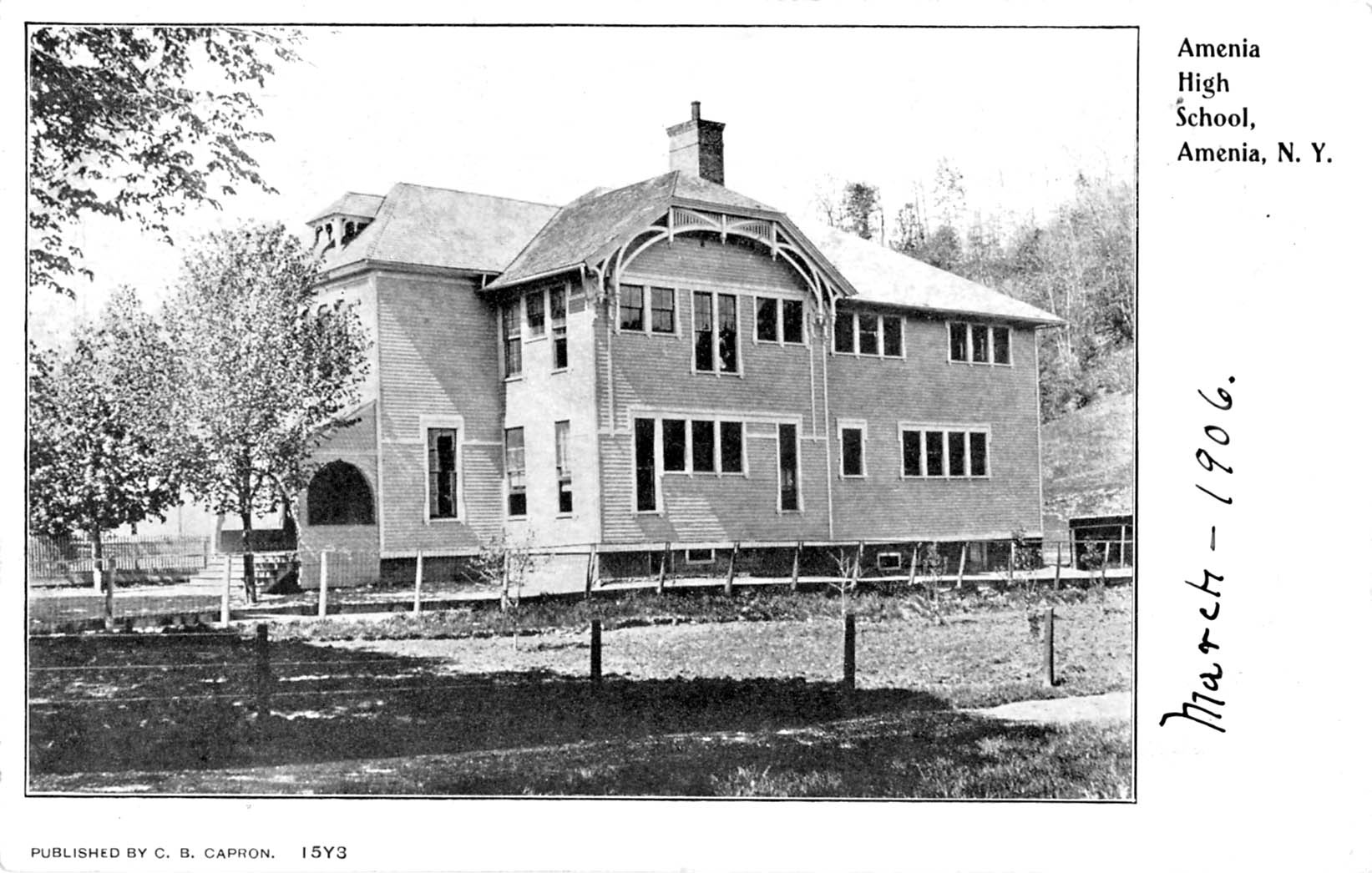 Old Amenia High School