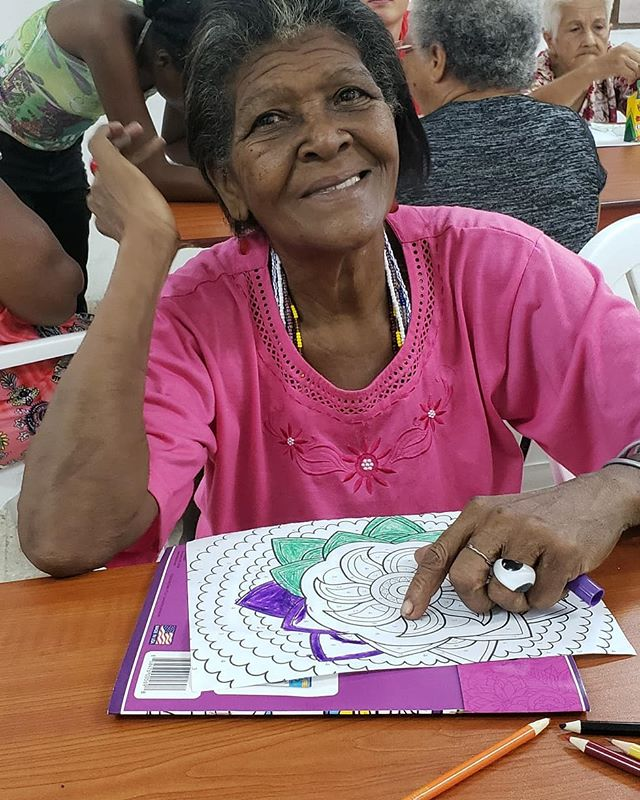 Captured some photos of our beautiful family here in Cuba. These arw precious lives from the elderly community. They are classy, kind,and loving. Sharing with time together has been blessing to each of us. The workshops were great and time spent in their homes drew us even closer. #somuchlove #family #hopehood #greatdoorministries #cuba #summertime #warmhearts