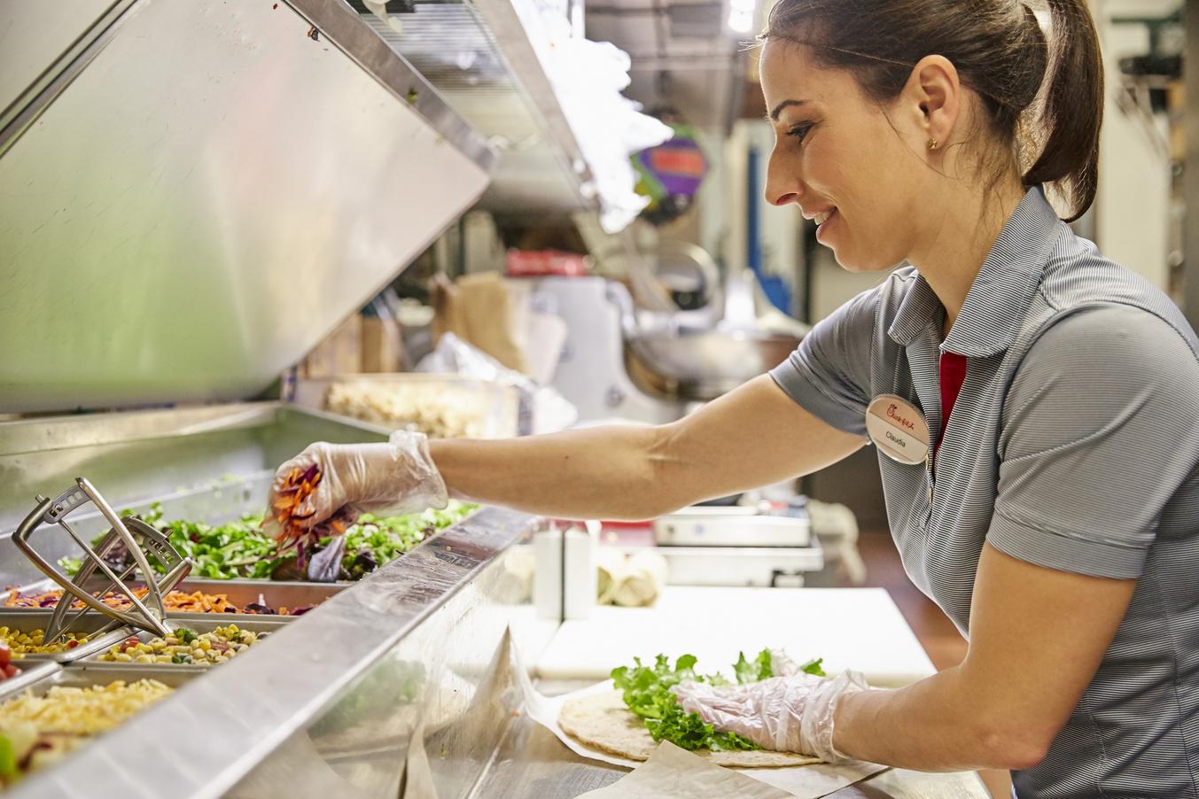 Food Preparation Team Member -