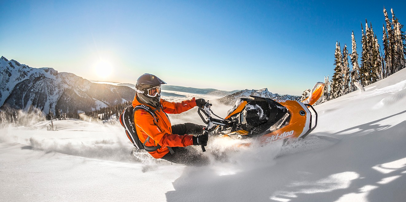 Snowmobile inventory -