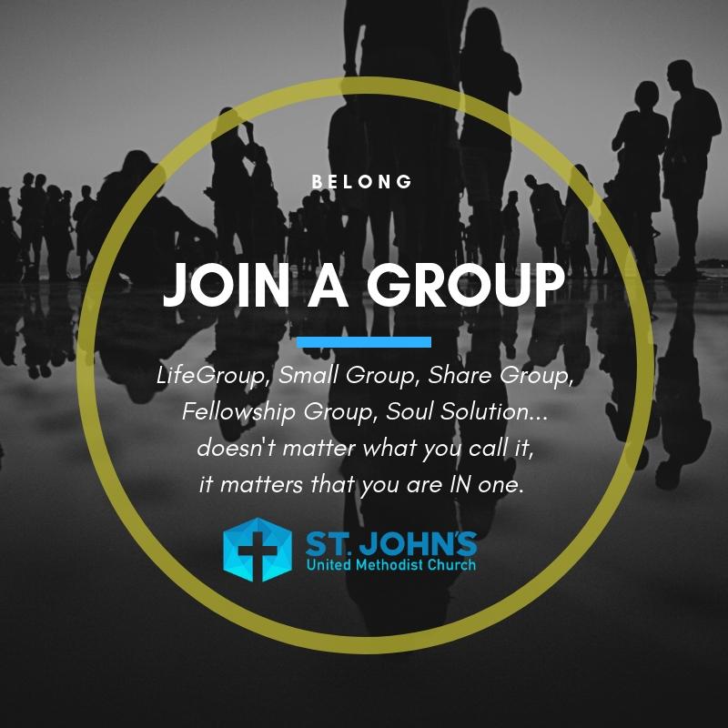 Groups at St. John's