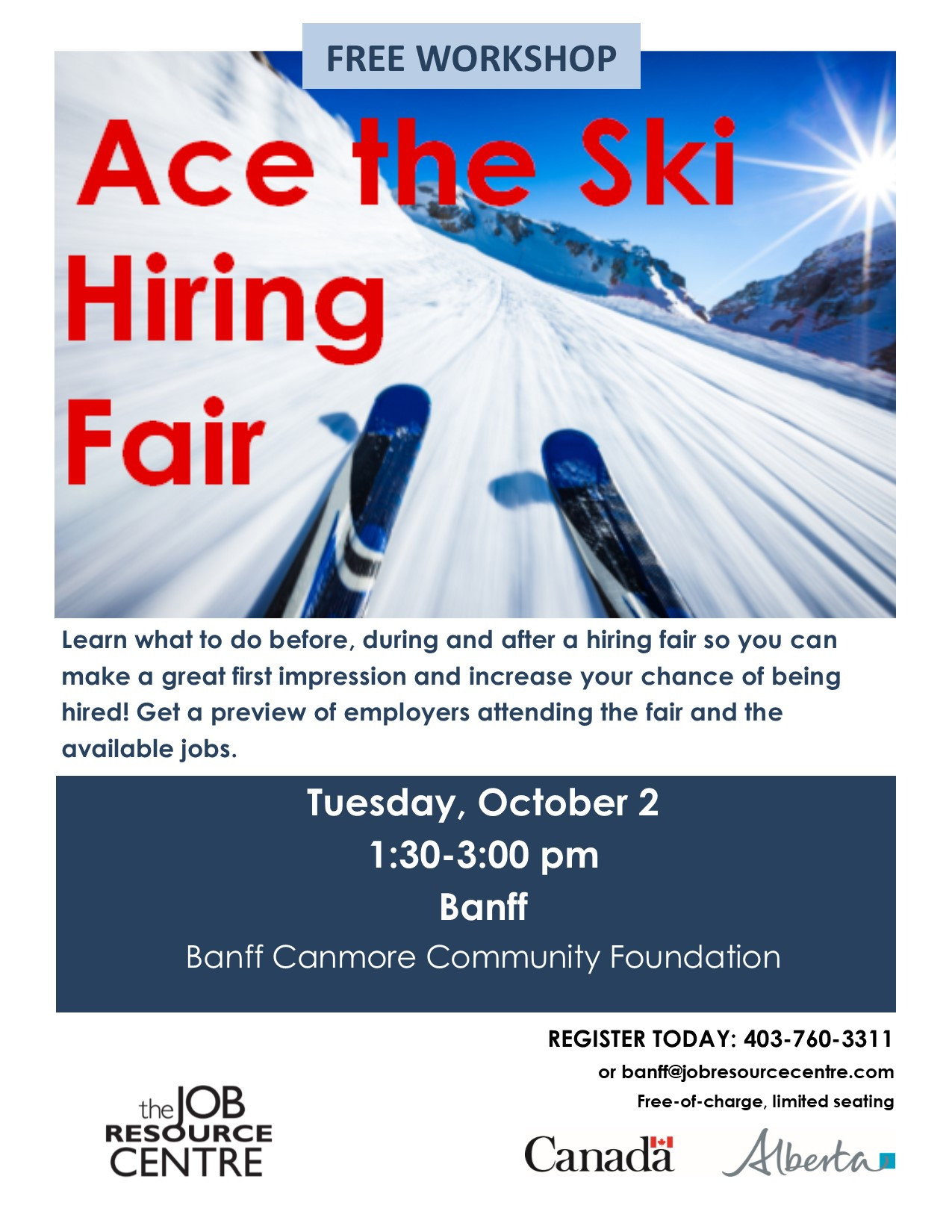 Ace the Ski Hiring Fair poster Oct 2018.jpg