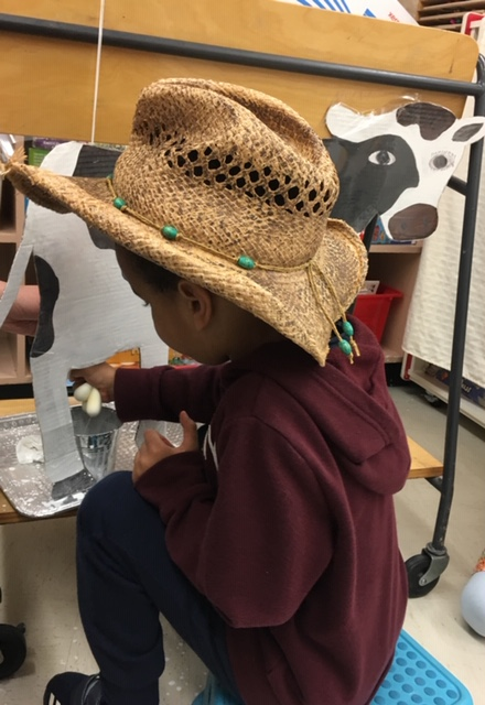 McKee Preschool-farming unit