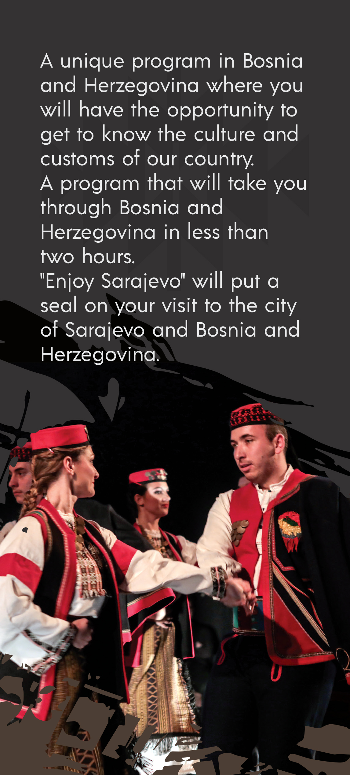 BEST EVENT IN SARAJEVO - Book your place on email booking@notahoteli.com