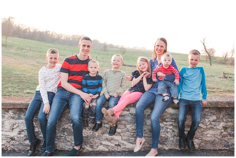 Erbs Mill Bridge, family session, Lititz