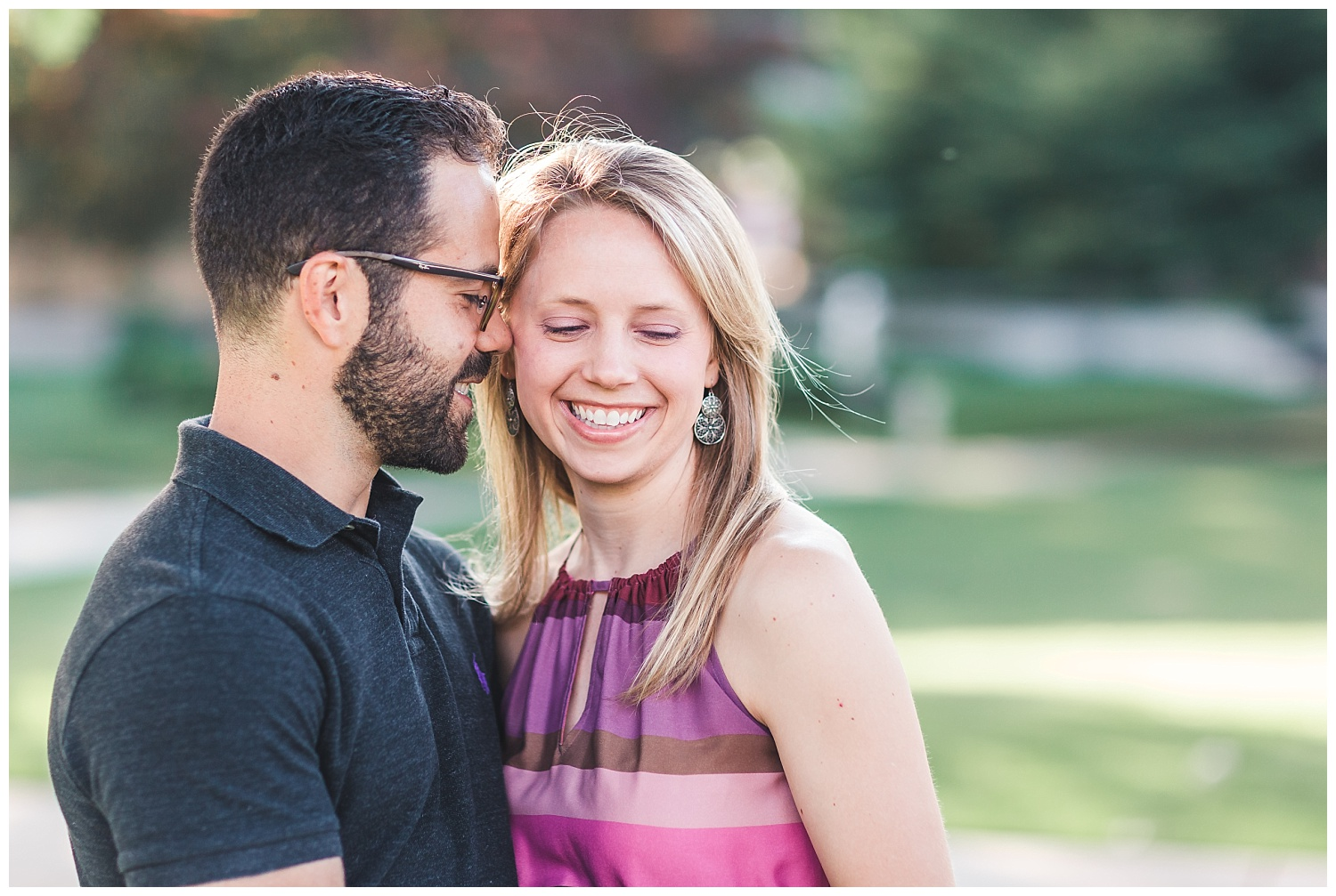 Lititz, PA Summer Engagement Session