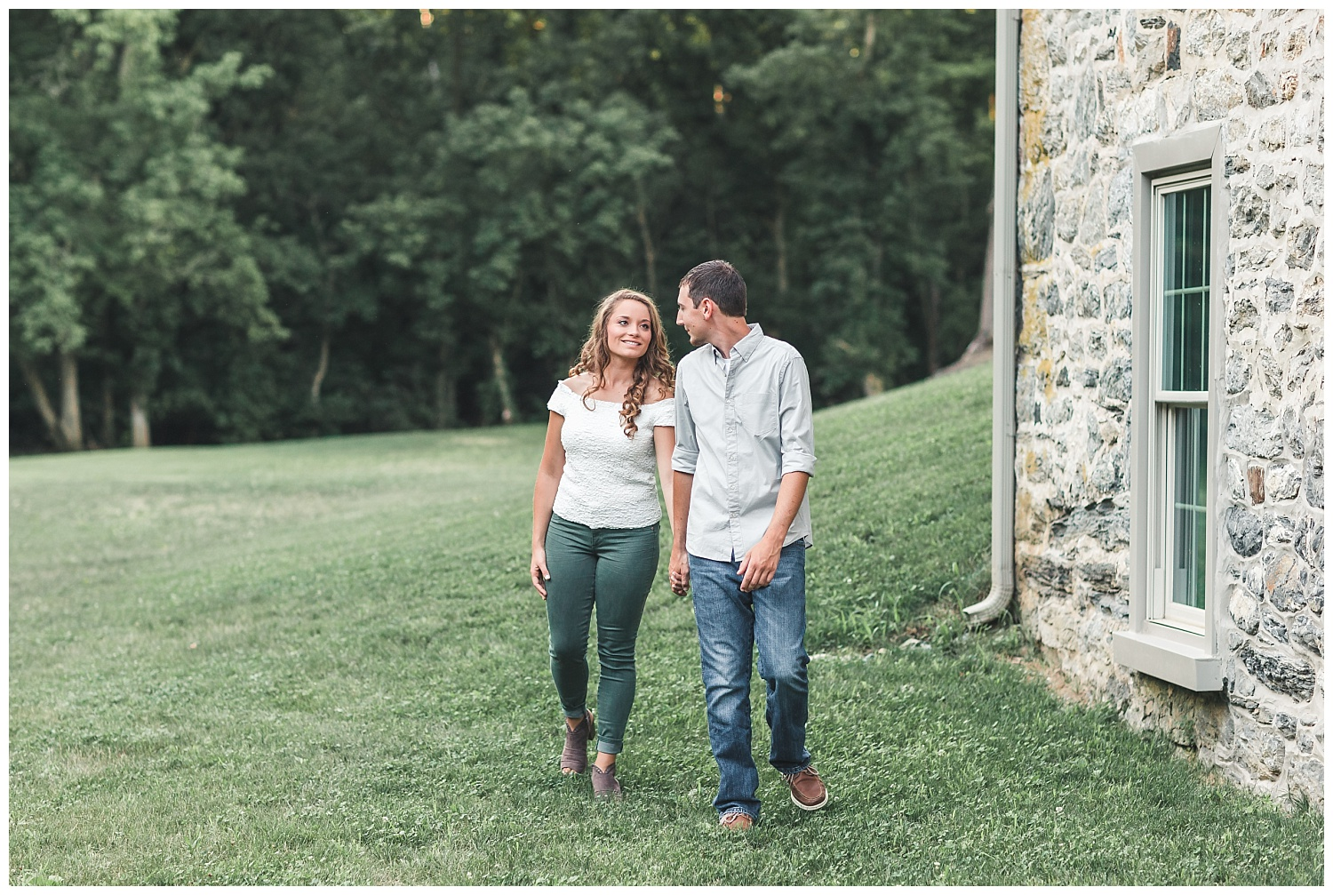 lancaster summer engagement session, mill at manor falls_0021.jpg