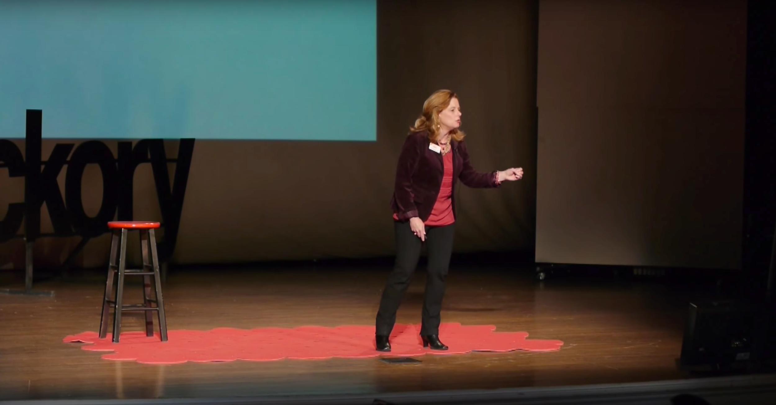 NICOLE GREER - TEDx