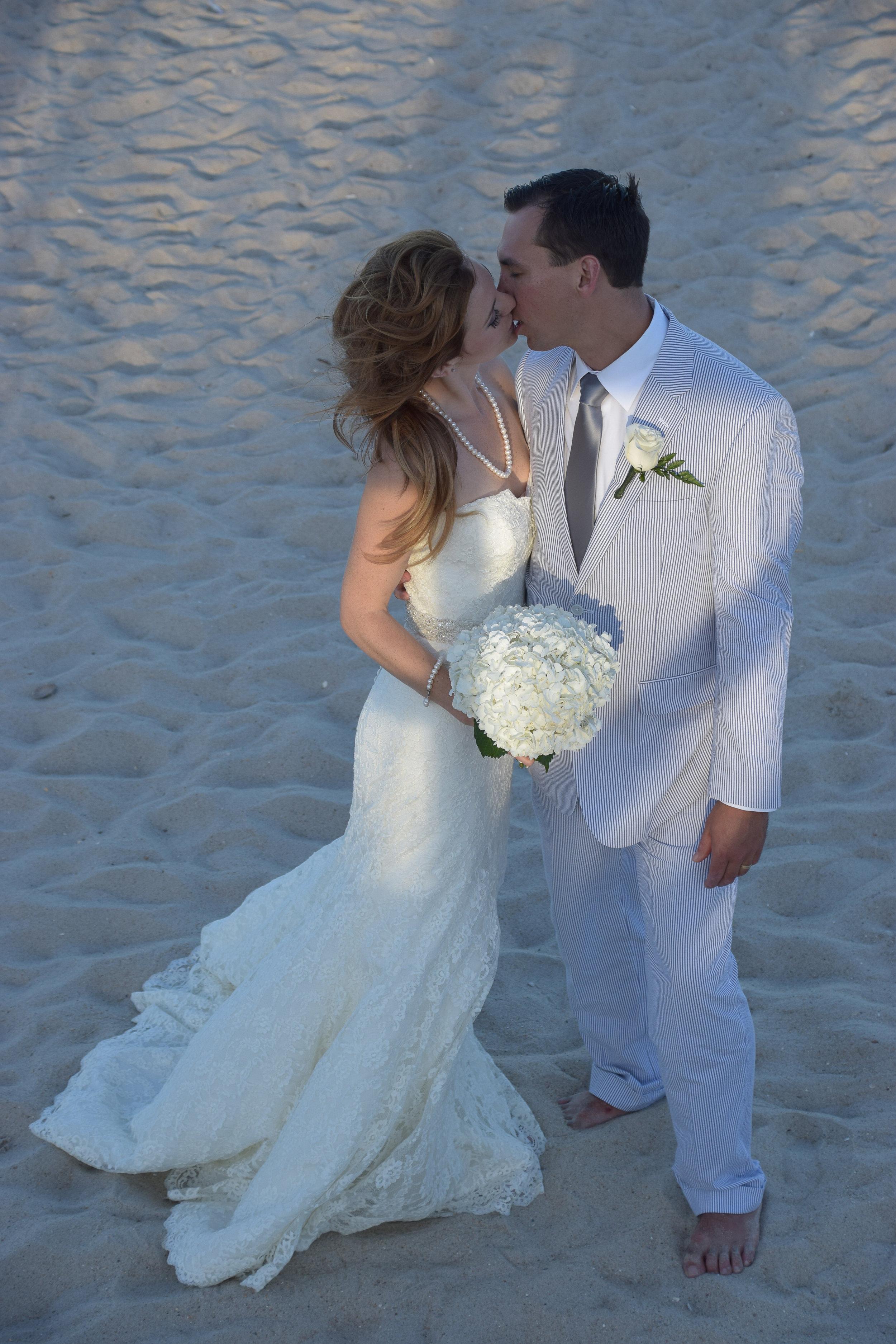 Carolina Beach Kiss.