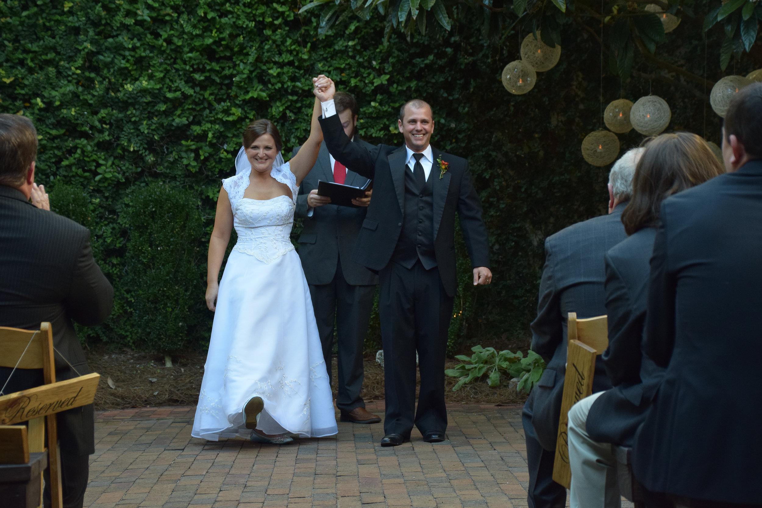 Atrium Wedding.
