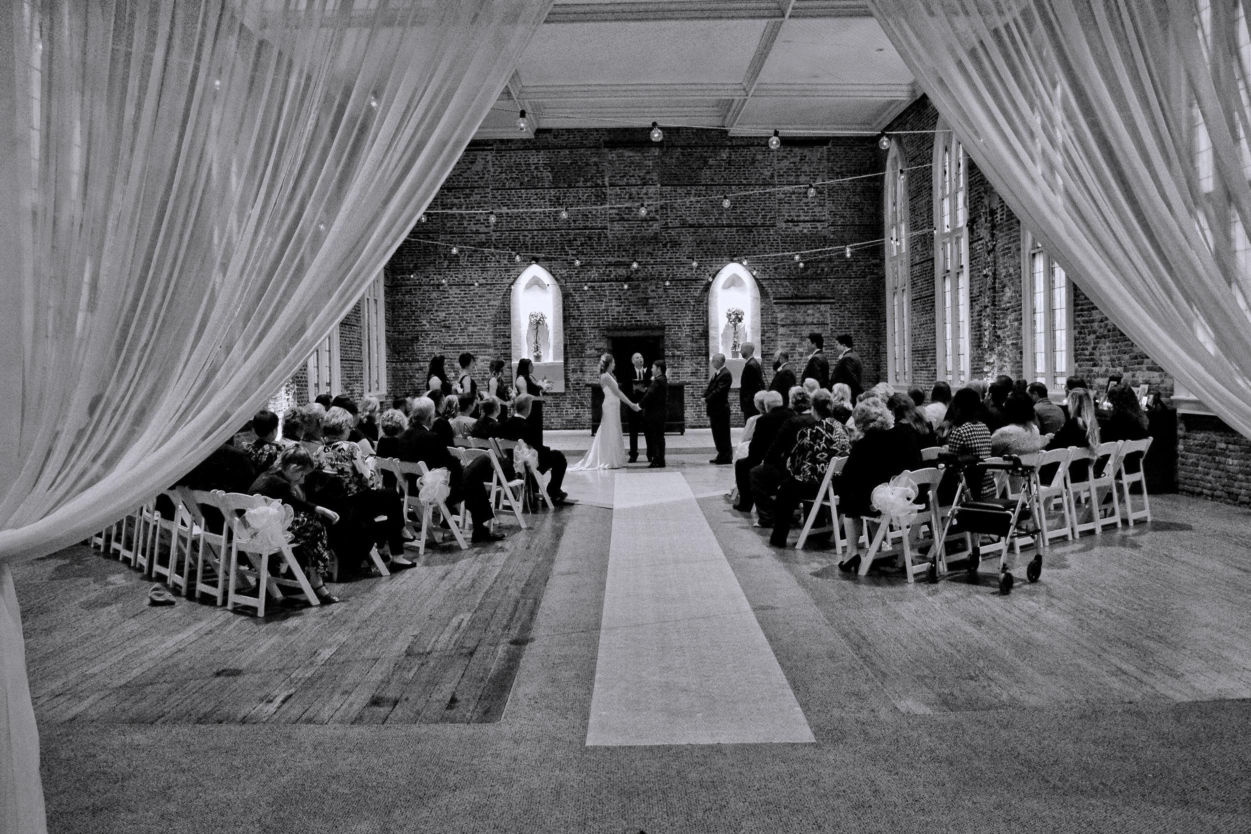 St. Thomas Preservation ceremony.