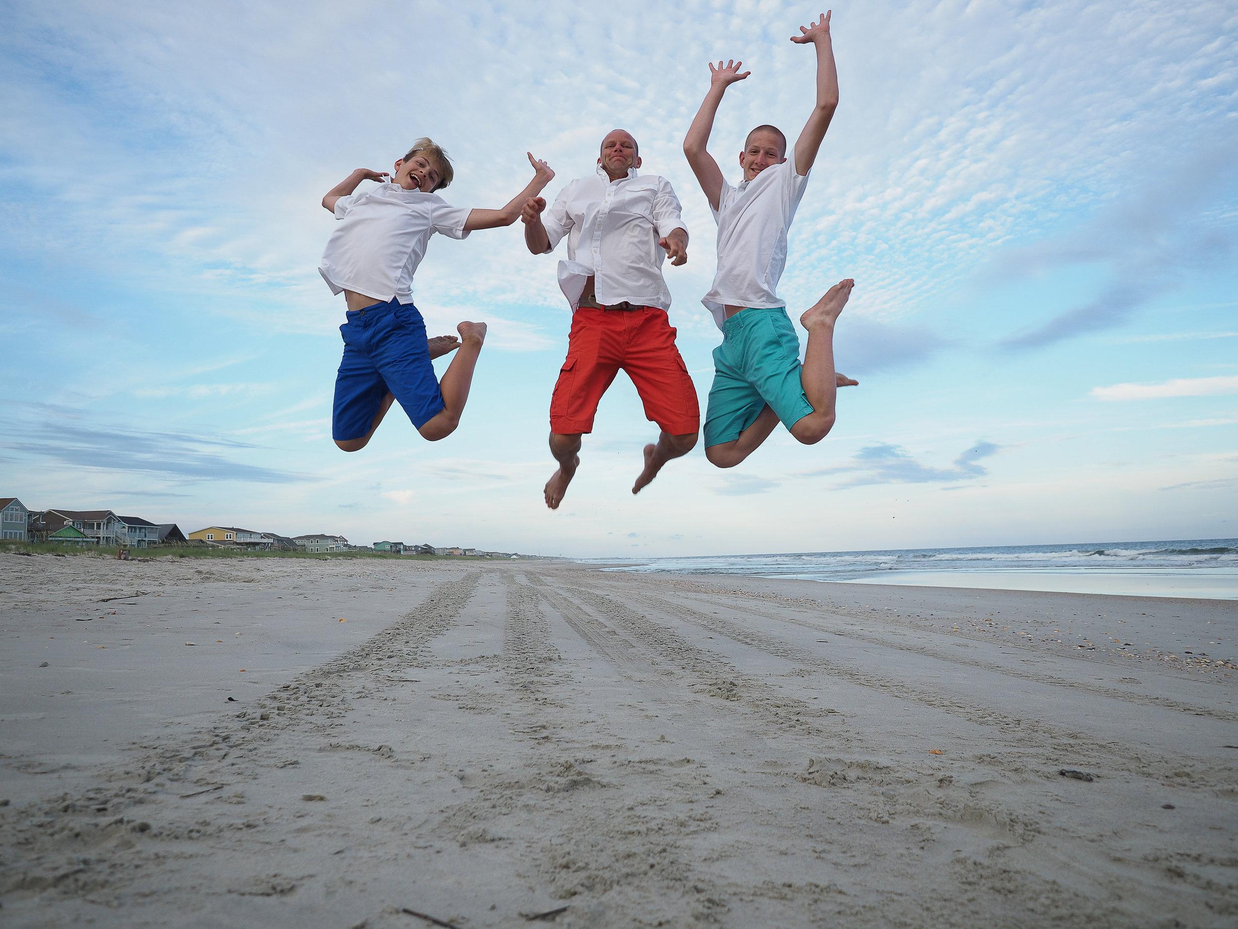 - Love the jump shot. Makes the session fun. Ocean Isle Beach, NC.