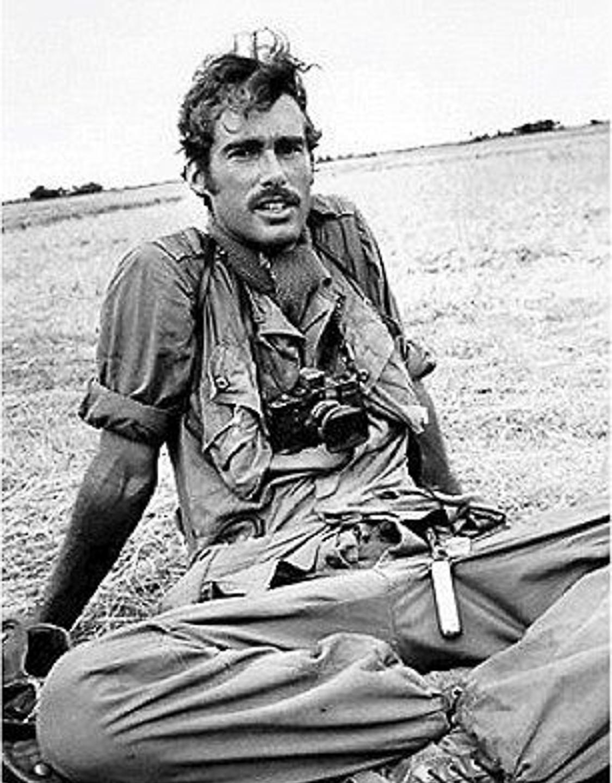 - Sean Flynn in Vietnam.