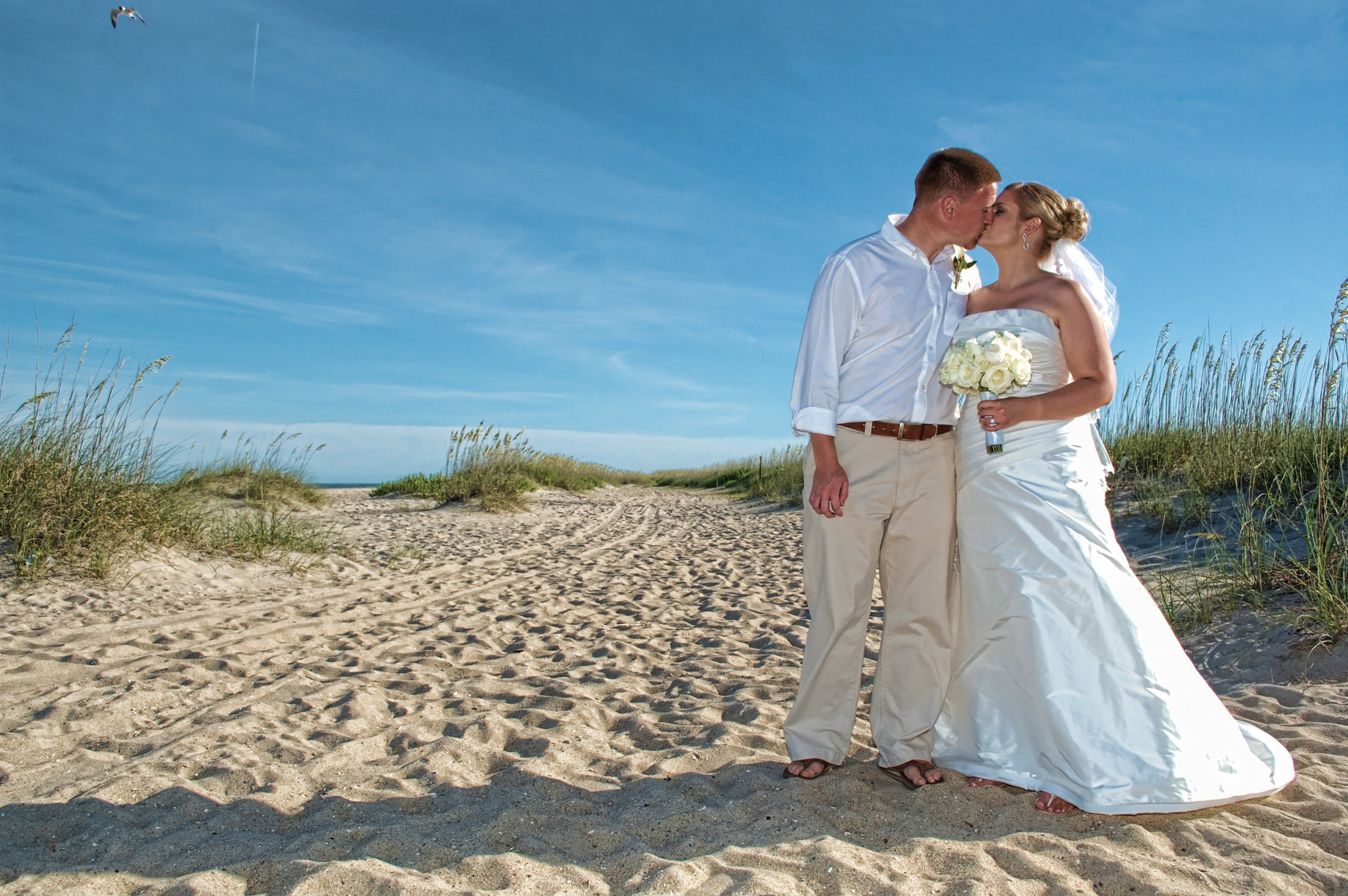 - Fort Fisher Weddings. Click on Image to open.