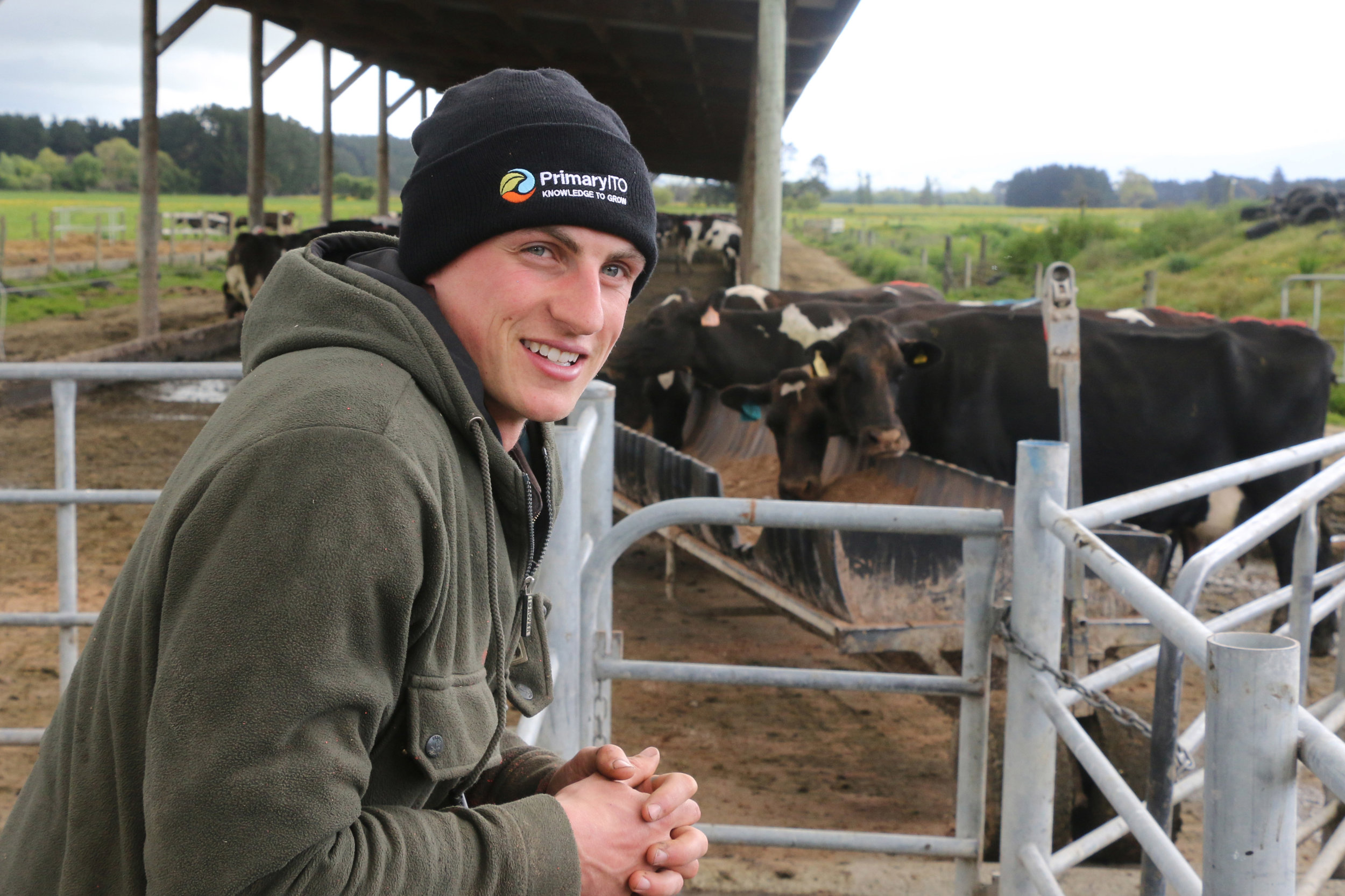 Nick Bailey - Farmers urged to focus on their people, not just their herd