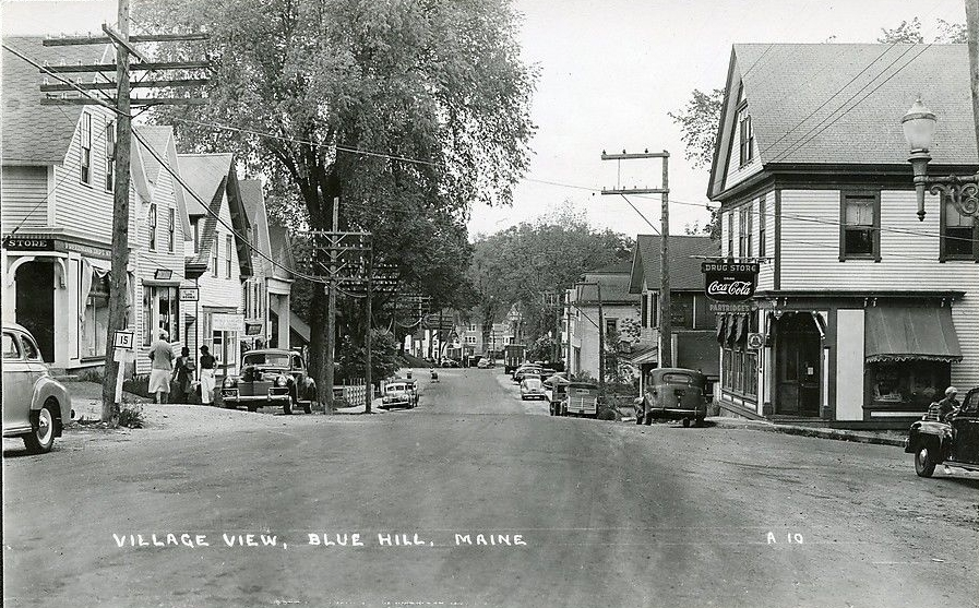 Town-of-Blue-Hill-vintage-Main-Street-1940s-BHHS-Clarke-Emerson.jpg