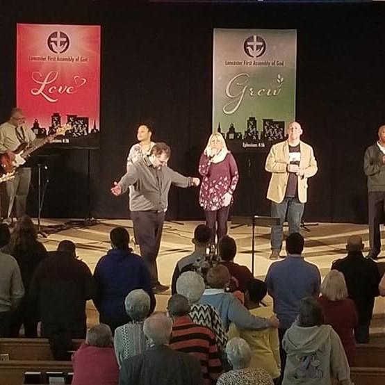 Worship - Loving God Back!
